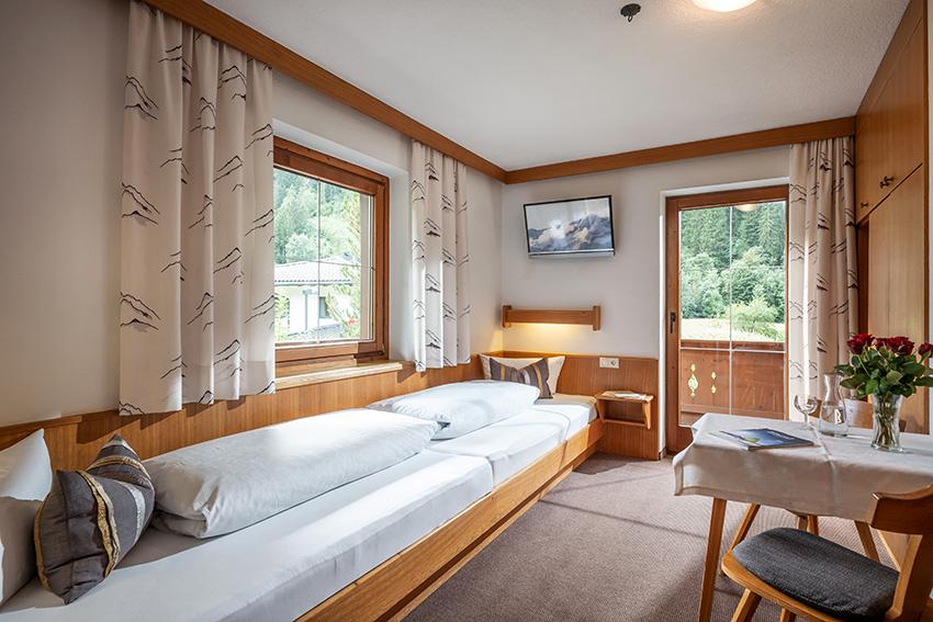 Zweibettzimmer Haus Kreidl