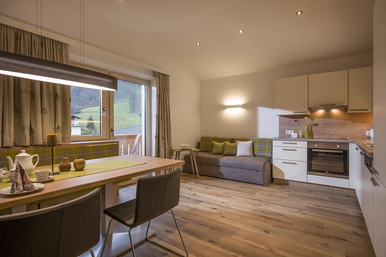Apartment Wohnküche